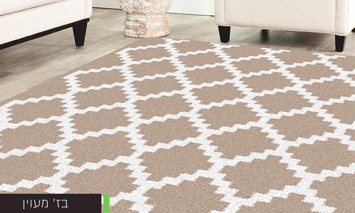 15 שטיח לסלון דגם שאגי