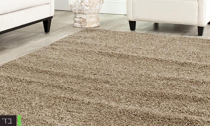 3 שטיח לסלון קטן דגם שאגי