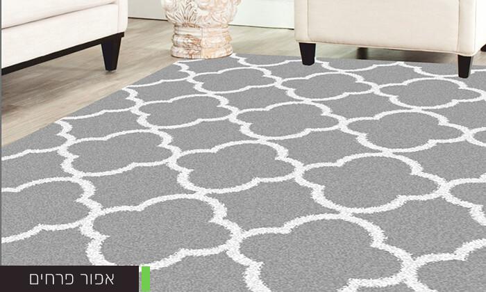 4 שטיח לסלון גדול שאגי