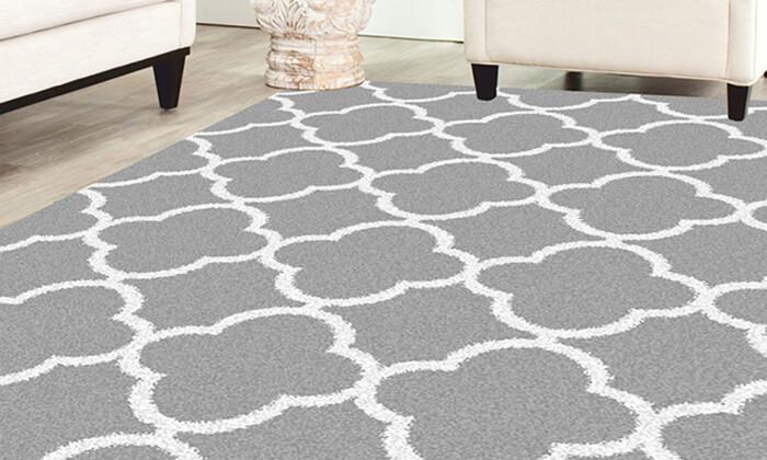 2 שטיח לסלון גדול שאגי