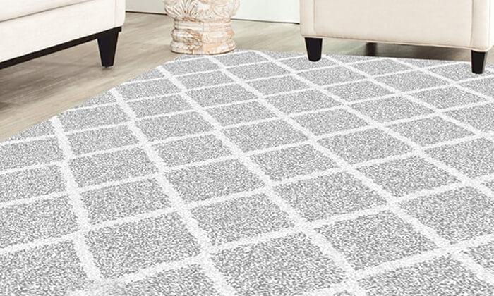 5 שטיח לסלון גדול שאגי
