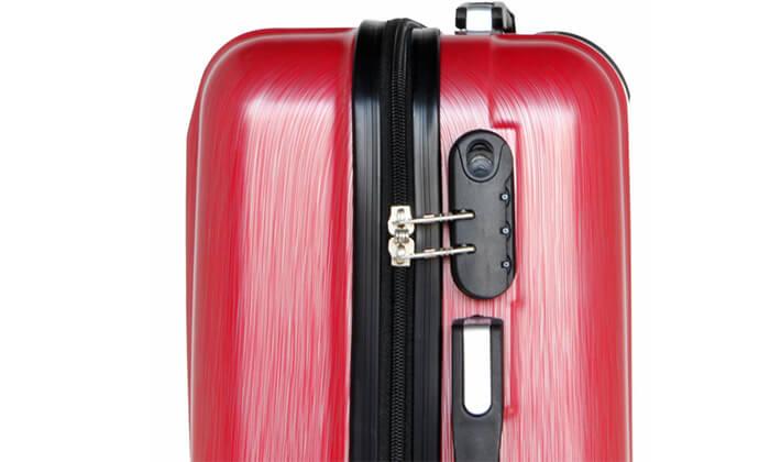 6 סט 3 מזוודות SWISS