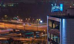 5 כוכבים ב-Radisson Blu בלגרד
