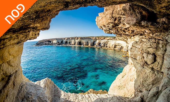 8 חופשת פסח 5 כוכבים באיה נאפה, קפריסין