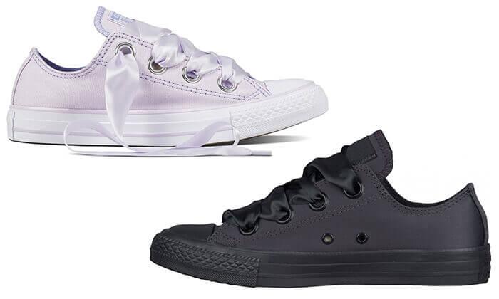 2 נעלי אולסטאר Converse לנשים