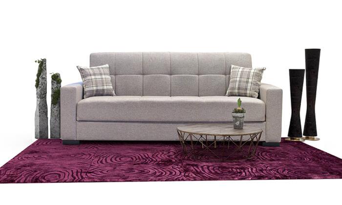 5 ספה תלת-מושבית נפתחת Fermina