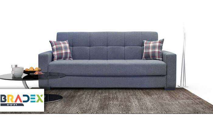 2 ספה תלת-מושבית נפתחת Fermina