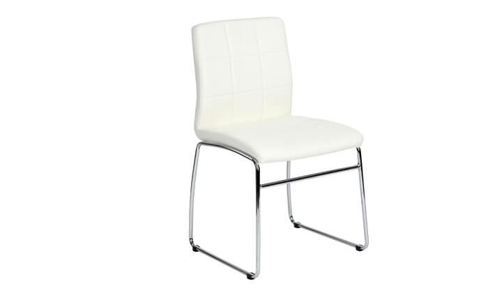 4 כסא אוכל Homax
