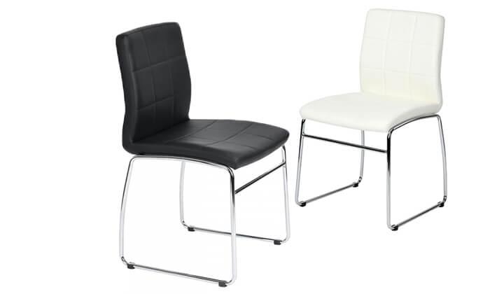 2 כסא אוכל Homax