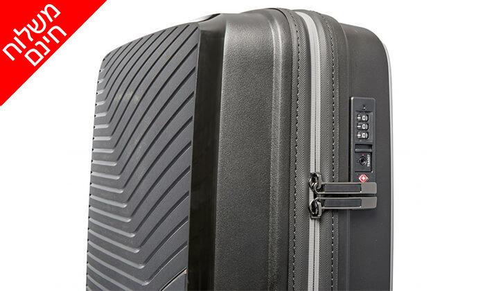 """3 שלישיית מזוודות ד""""ר גב Travel -  משלוח חינם!"""