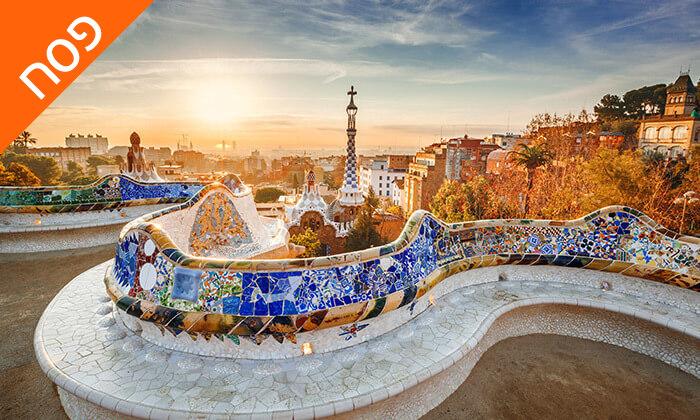 2 פסח בברצלונה - טפאסים וסנגריות, שופינג בכל פינה ומגוון אתרים מפורסמים