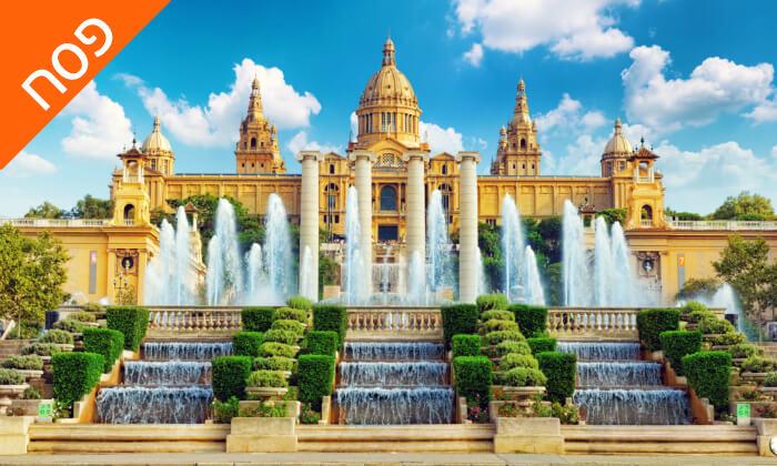 4 פסח בברצלונה - טפאסים וסנגריות, שופינג בכל פינה ומגוון אתרים מפורסמים