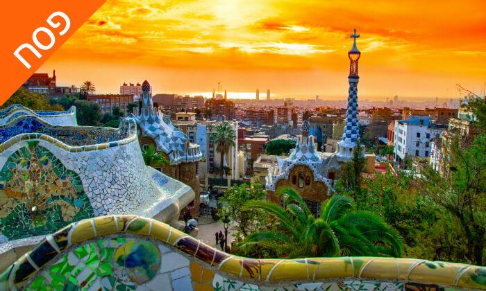 11 פסח בברצלונה - טפאסים וסנגריות, שופינג בכל פינה ומגוון אתרים מפורסמים