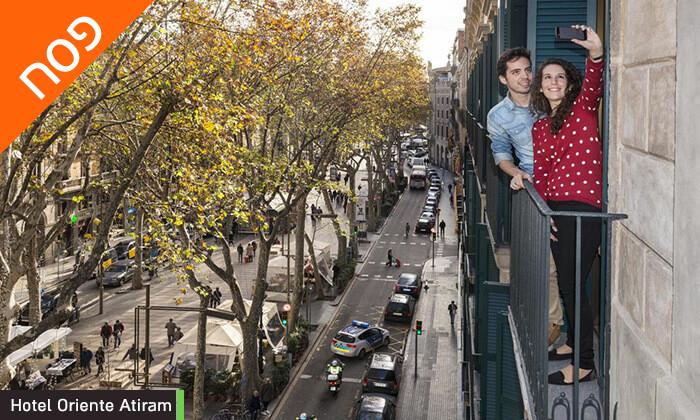 8 פסח בברצלונה - טפאסים וסנגריות, שופינג בכל פינה ומגוון אתרים מפורסמים