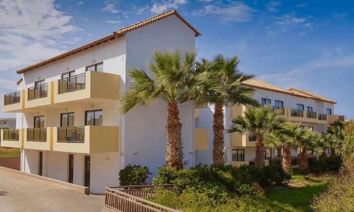 6 הכול כלול בכרתים למשפחות - מלון עם פארק מים, כולל סופ''ש ויום העצמאות