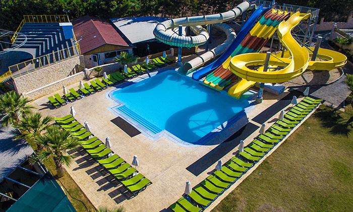 9 הכול כלול בכרתים למשפחות - מלון עם פארק מים, כולל סופ''ש ויום העצמאות