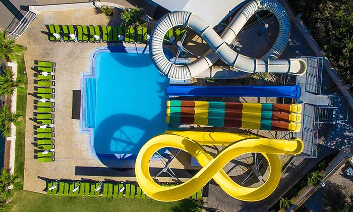 11 הכול כלול בכרתים למשפחות - מלון עם פארק מים, כולל סופ''ש ויום העצמאות