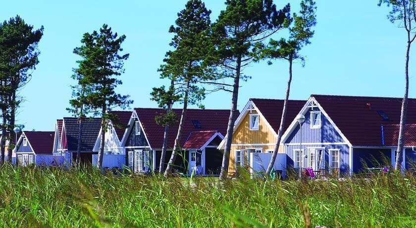 4 יולי-אוגוסט למשפחות בכפר נופש בדנמרק, כולל פארק מים