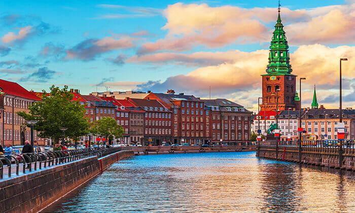 9 יולי-אוגוסט למשפחות בכפר נופש בדנמרק, כולל פארק מים
