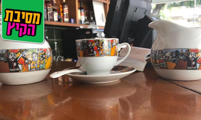 6 לליבלה Lalibela תל אביב - ארוחה אתיופית מסורתית