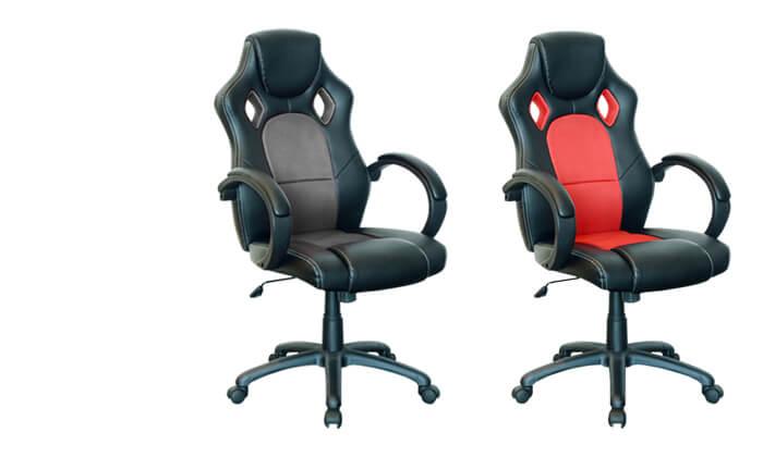 2 כיסא מנהלים לגיימינג MY CASA