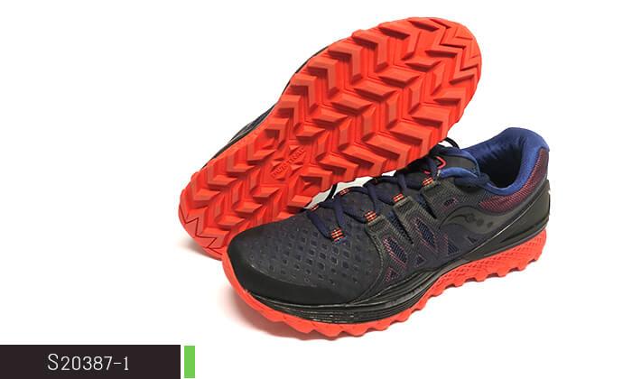 3 נעלי ריצה לגברים סאקוני Saucony