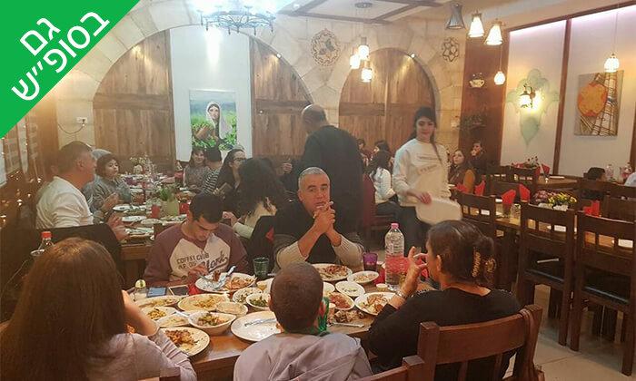 4 ארוחה זוגית במסעדת סנדיאן, בית ג'אן