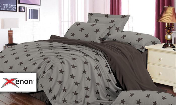 2 סט מצעים למיטה זוגית XENON