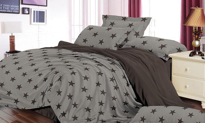 6 סט מצעים למיטה זוגית XENON