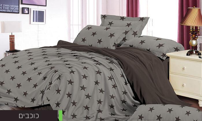 4 סט מצעים למיטה זוגית XENON