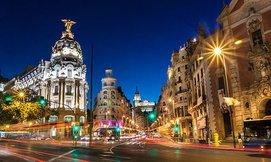 חופשת פסח במדריד, כולל סופ