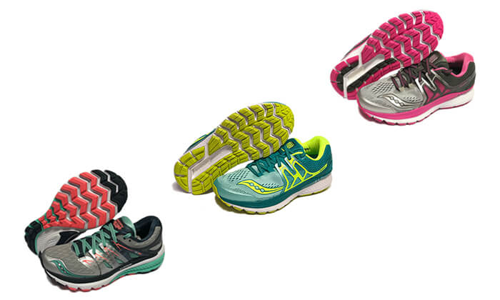 6 נעלי ריצה לנשים סאקוני Saucony