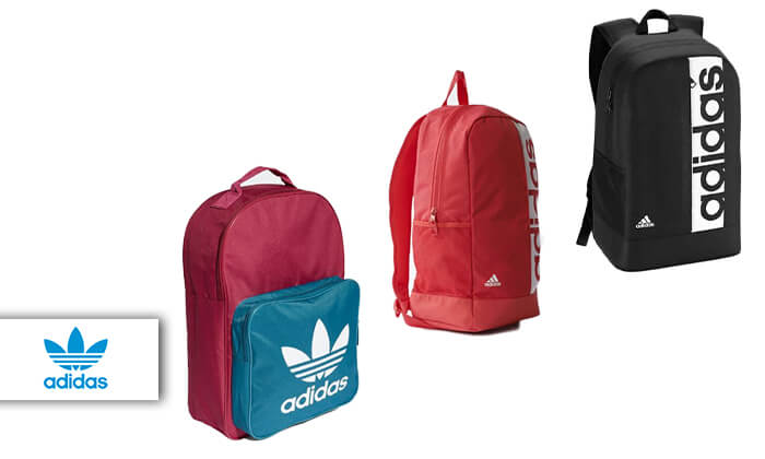 2 תיק גב אדידס Adidas