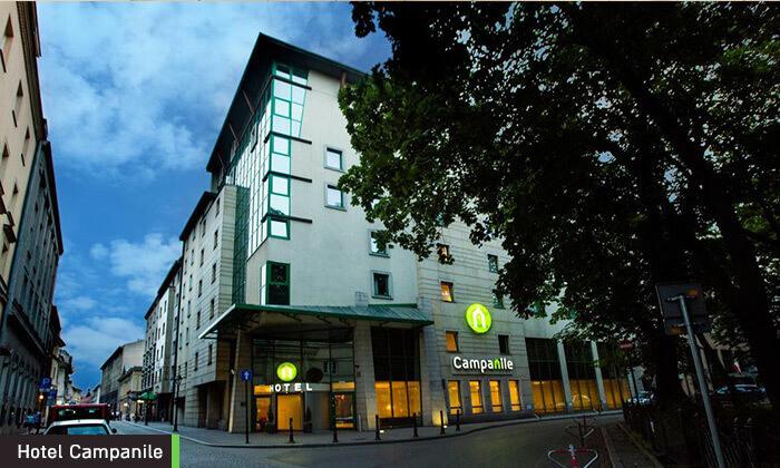"""3 חופשה בקראקוב, כולל סופ""""ש - תרבות, מסעדות ושופינג"""