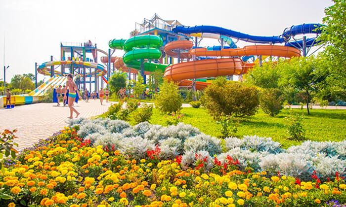 8 יולי-אוגוסט באודסה - טיול מאורגן למשפחות כולל גן חיות ופארק חבלים