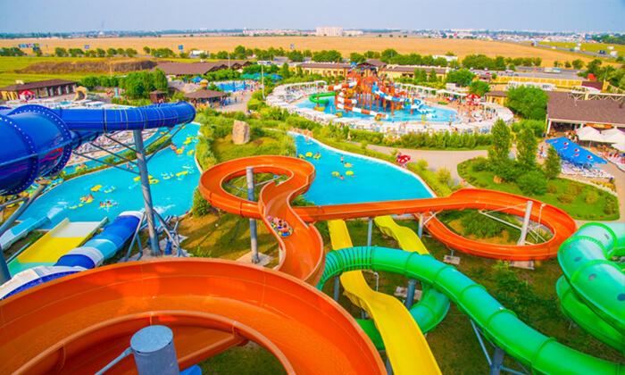 9 יולי-אוגוסט באודסה - טיול מאורגן למשפחות כולל גן חיות ופארק חבלים