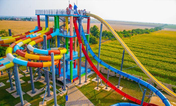10 יולי-אוגוסט באודסה - טיול מאורגן למשפחות כולל גן חיות ופארק חבלים