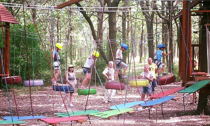 6 יולי-אוגוסט באודסה - טיול מאורגן למשפחות כולל גן חיות ופארק חבלים