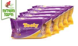 מארז 24 חבילות מגבוני Tooly