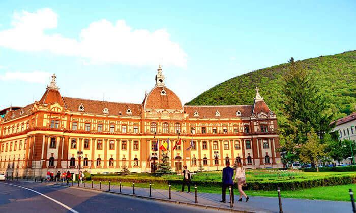 3 יולי-אוגוסט ברומניה - טיול מאורגן למשפחות כולל פארקים ואטרקציות