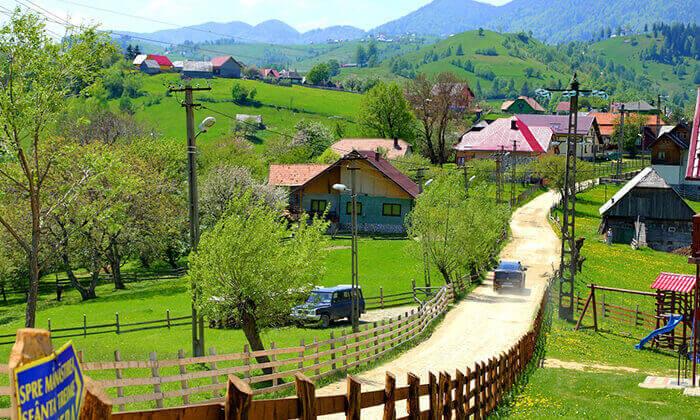 4 יולי-אוגוסט ברומניה - טיול מאורגן למשפחות כולל פארקים ואטרקציות