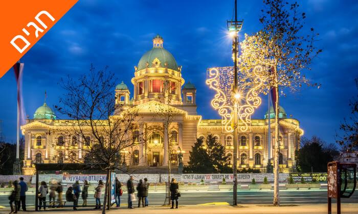 9 חופשת מאי-אוגוסט בבלגרד, כולל שבועות - מלון מומלץ