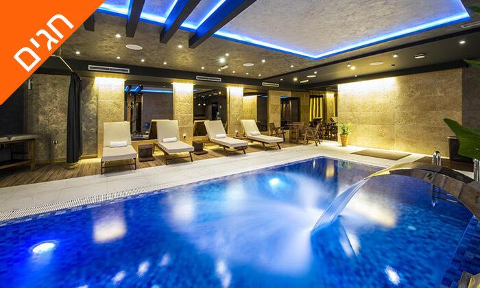 2 חופשת מאי-אוגוסט בבלגרד, כולל שבועות - מלון מומלץ