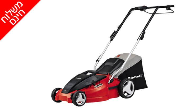 4 מכסחת דשא חשמלית Einhell 1500W - משלוח חינם!