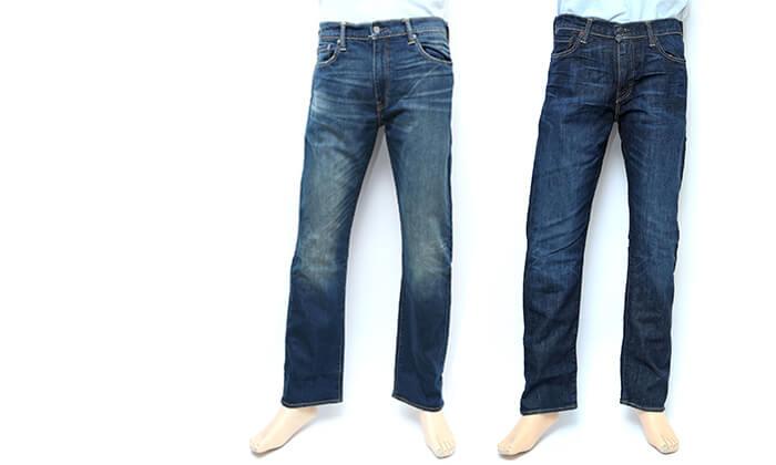 2 ג'ינס לגברים ליוייס LEVI'S