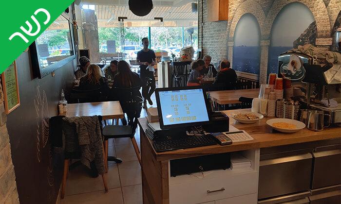 6 מסעדת נאפולי הקטנה בתל אביב - ארוחה זוגית כשרה