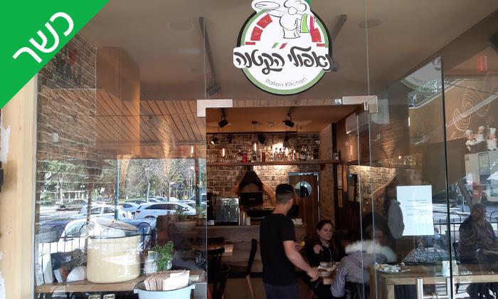 4 מסעדת נאפולי הקטנה בתל אביב - ארוחה זוגית כשרה