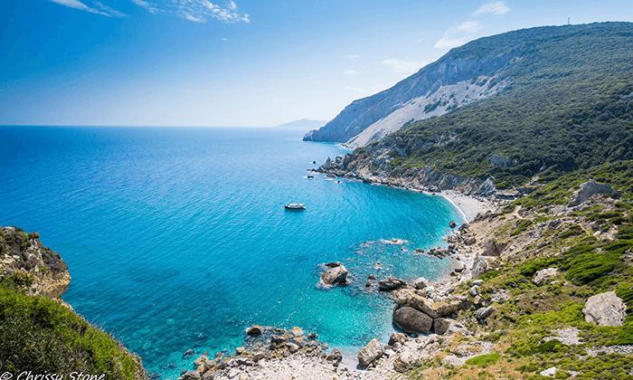 """4 קיץ חם באי הכי יפה ביוון - סקיאתוס, כולל סופ""""ש"""
