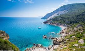 יוני-אוגוסט באי סקיאתוס