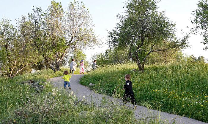 9 פארק נאות קדומים - סיור ופעילות פורים